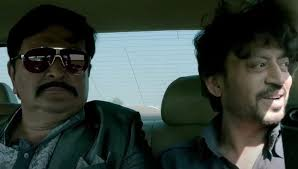 Rishi Kapoor and Irrfan Khan