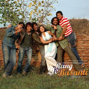 Rang De Basanti (Best Bollywood movies on friendship)