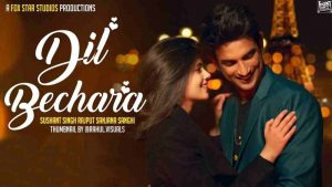 Dil Bechara (Latest Bollywood Movies On Amazon Prime, Netflix, And Hotstar)