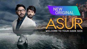 Asur image( best Hindi web series)