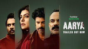 Aarya image (best Hindi web series)