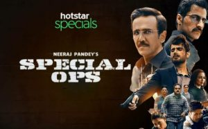 Special Ops image (best Hindi web series)