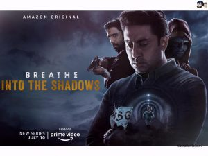 Breathe into the shadows image ( best Hindi web series)