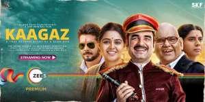 Kaagaz (streaming January 2021)